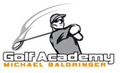 Golfacademy Michael Baldringer Logo